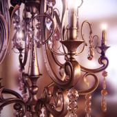 Люстра Badari Lighting