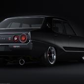 Nissan Skyline c110 Kenmery