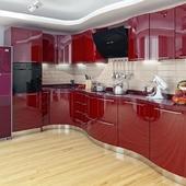 Кухня для рекламы салона