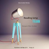 Reading lamp-Frank