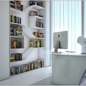 Библиотека...(модерн + хайтек)
