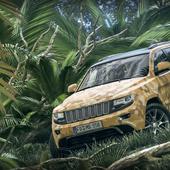 Дикий Jeep