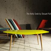 The Belly Desk by Steuart Padwick