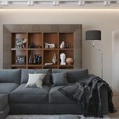 проект небольшой квартиры