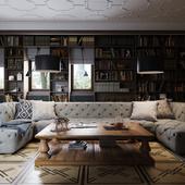 Home Library / Сinema Hall