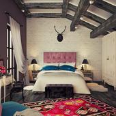 Vintage dayroom