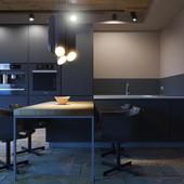 Photocopy of kitchen Zhero Hotel
