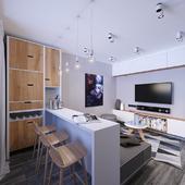 Panel Apartment/121s