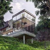 Старый Лесной дом