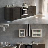 Визуализация для каталога кухонь