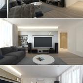 Квартира на 13 ом этаже)