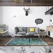 Scandinavian Loft