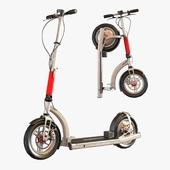 3d модель electric mood scooter