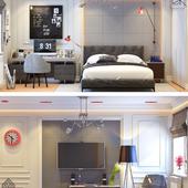 Спальня Юноши.