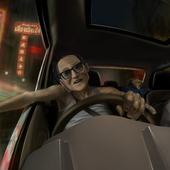 водитель с пасажирами