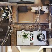 гостинная в квартире