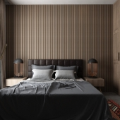 Спальня из проекта