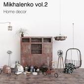 Mikhalenko vol.2 | FREE 3D models collection