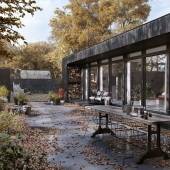 CG - Autumn House