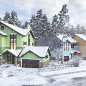 GreenWood Winter v2