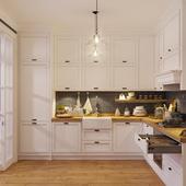 Кухня-столовая от BRO Design Studio
