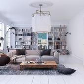 Квартира художника