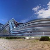 Проект Ледового дворца в Одессе.