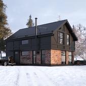 Fir-tree House