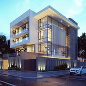 Villa - Hodidu Studio