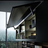 CGI_Poliform Kitchen