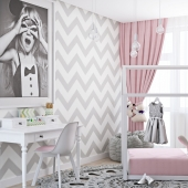 FASHION KIDS ROOM