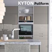 Кухня Poliform Varenna Kyton