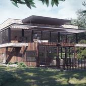 Rhyll House