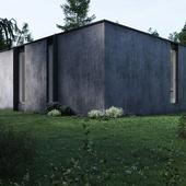 DAMBA house cube 2 (exterior)