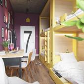 "The ""Houseroom"" hostel"