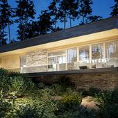 La Plata: лесной дом