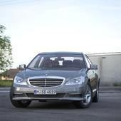 Mercedes-Benz S 400 Hybrid (W221)