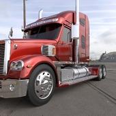 Легендарный Американский грузовик Freightliner Coronado 2007