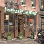 Mcsorley's Ale House.Место встречи.