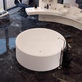 Ванная комната SaliniS.r.l. с очень вдохновляющей моделью ISOLA.