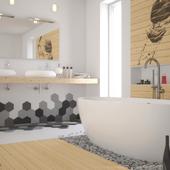 Bathroom. LUCE Salini S.r.l.