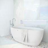 LUCE, Salini s.r.l., конкурс, ванная