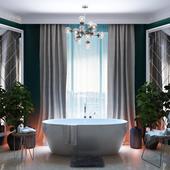 Ванная комната SaliniS.r.l. LUCE