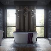 Ванная на конкурс от Salini S.r.l._ZOE
