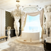Ванная комната на конкурс от SaliniS.r.l.