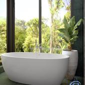 Конкурс   Ванная комната от SaliniS.r.l.   LUCE  