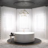 Конкурс   Ванная комната от SaliniS.r.l.   ISOLA