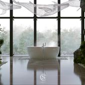 На конкурс SaliniS.r.l. Ванная LUCE