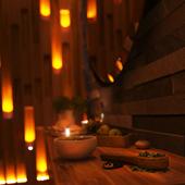 Spa in oriental minimalism