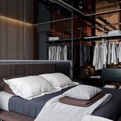 SL APARTAMENTS / Master Room